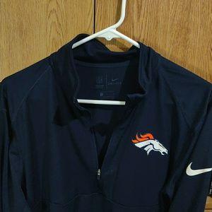 New Denver broncos Nike Drifit Jacket